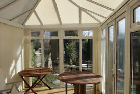 Edwardian Style UPVC Conservatory - 2.83m (w) x 3.3m (l)