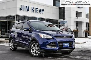 2013 Ford Escape SEL 4WD W/ LEATHER, TOW  & NAV