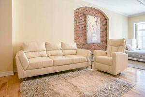 Incredible Location Old Montreal Loft!