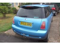 Mini Cooper Sport 1.6 hatchback for SALE