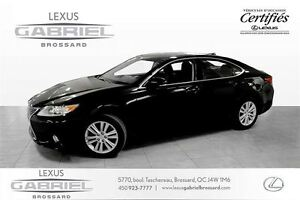 2015 Lexus ES 350 NAVIGATION + CAMERA DE RECUL + BAS KM + SUPER