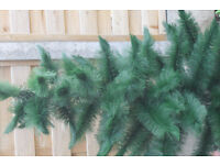 Lovely, Green, Bushy, Artificial Christmas Tree for Sale - £15