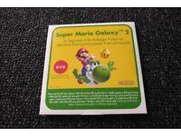 Beginner's DVD - Super Mario Galaxy 2 (unopened)