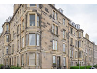 3 double bedroom flat in the heart of the New Town. Available now!