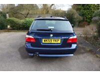 BMW 520d Estate Business edition with media pack professional