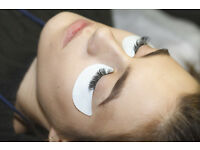 Eyelash Extensions - for a limited time only