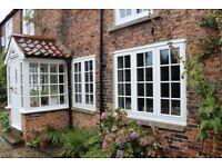 Timber Windows & Doors - Repair work - York Based
