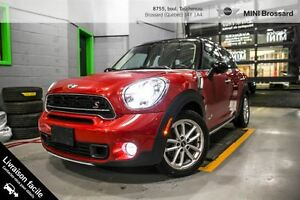 2015 MINI Cooper Countryman S ALL4 -- AUTO -- XENON -- TOIT PANO