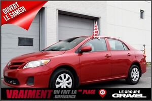 2013 Toyota Corolla AUT AIR CLIM BLUETOOTH