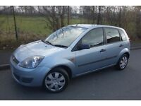 2007 Ford Fiesta 1.4 Diesel 5dr, £30 Road tax, One Owner from New, HPI Clear, 12 Months MOT