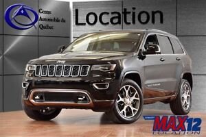 2018 Jeep Grand Cherokee Limited STERLING CUIR TOIT PANO NAV HIT