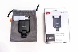 Sony HVL-F20m flash for Multi Shoe A7 RX1 a6000 etc