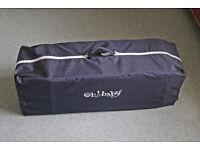 Babys camping/travel cot