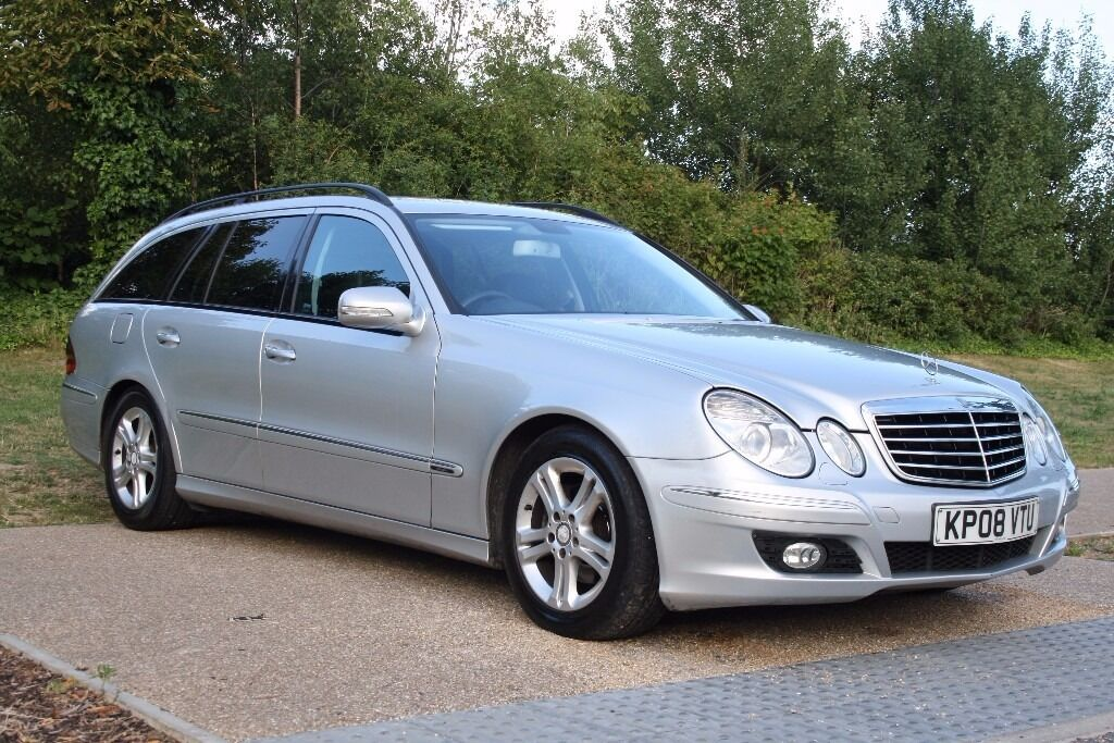2008 mercedes benz e class 2 1 e220 cdi avantgarde 5dr for Mercedes benz e320 service e