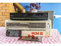 Mission PCM II CD player. Mint condition.