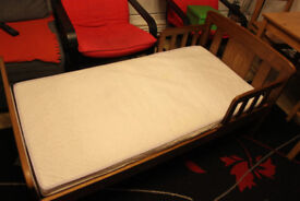 Used toddler bed