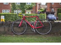 Carrera Virtuoso road bike - great condition and handling