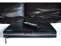 Toshiba recordable DVD Player with remote