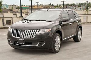 2011 Lincoln MKX Langley Location