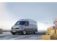 VAN MAN - COLLECTION & DELIVERY SERVICE - HQ NORTH LEEDS - UK COVERAGE