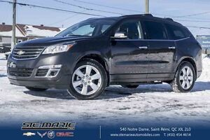 2016 CHEVROLET TRAVERSE AWD LT TRUE NORTH EDITION TOIT OUVRANT