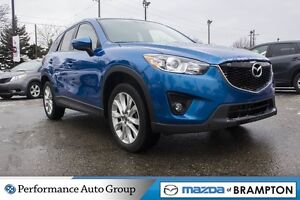2014 Mazda CX-5 GT|AWD|SUNROOF|HEATED SEATS