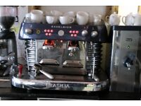 Brasilia coffee machine suitable for a cafe or club house in perfect working order