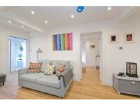 Amazing, three bedroom apartment with garden!