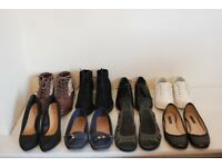 Used Women Shoes Size UK3