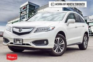2018 Acura RDX Elite at Acura Certified! No Accident|Blind Spot|