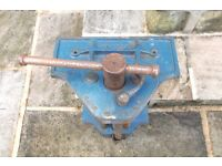 Joiners woodworking vice