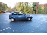 2005 Ford Fiesta Zetec Climate (Reduced)