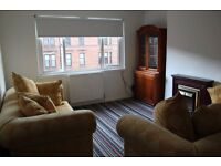 Superior sunny 3 bedroom HMO flat to let in Partick close to university: High amenity flat and area