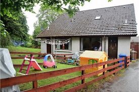 One bed four plex, quiet location, 2 min walk from Caledonian canal
