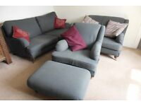 Four piece living room suite