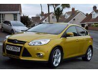 2012 Ford Focus 5dr TDCI Titanium X Automatic