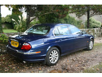 late 2002 [52]plate S Type 3000cc,