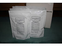 RARE: Soylent - Powdered Food - Release 1.4, 7-Packet Boxes, NEW