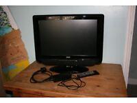 """22"""" DGM Widescreen LCD TV"""