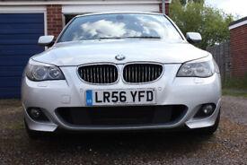 BMW 530i 3.0 M Sport GREY, 4 Doors Saloon