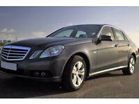 Mercedes-Benz E Class 2.1 E220 CDI BlueEFFICIENCY SE 4dr