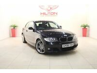 BMW 1 Series 2.0 120d M Sport 2dr (black) 2008