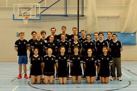 Get fit, try something new, try Korfball