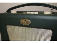ROBERTS R550 JAGUAR RADIO - LIMITED EDITION CONNOLLY HIDE - Immaculate condition