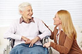 Care Support Worker - immediate start!