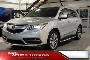 2014 ACURA MDX ENSEMBLE NAVIGATION