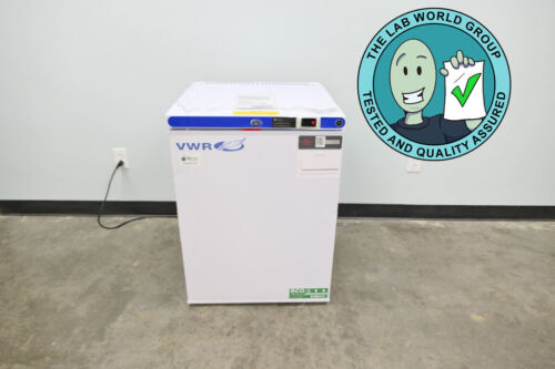 Freestanding Undercounter Lab Refrigerator with Warranty SEE VIDEO