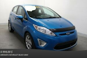 "2012 Ford FIESTA SES *SIÈ.CHAUF MAGS 16"" GR.ÉLECT*"