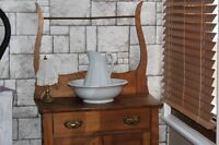 COMMODE ANTIQUE VICTORIENNE