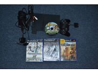 playstation 2 slim - bundle